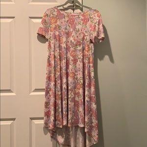 Lularoe Floral Dress